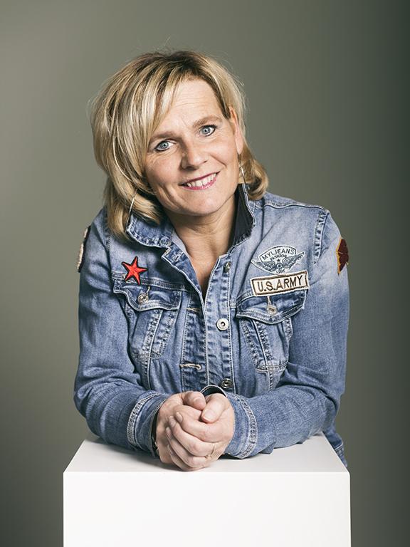 Chantal Nijhof nagestyliste in Raalte